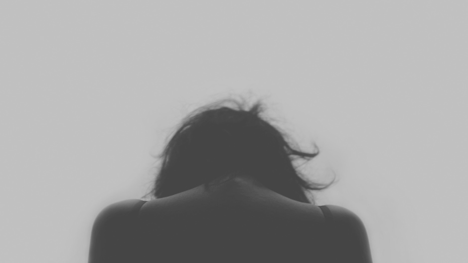 depression woman girl hyperemesis gravidarum