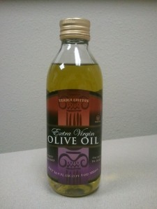 My favorite olive oil