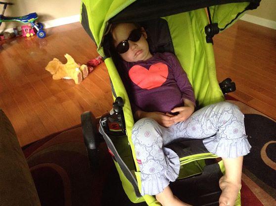 sleep stroller
