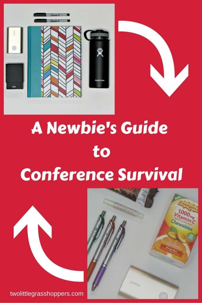 A Newbie's Guide to Con Survival